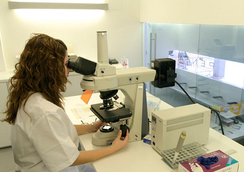 Diagnostico molecular penta laboratorio
